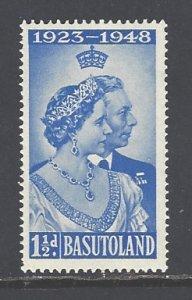 Basutoland Sc # 39 mint never hinged (DT)