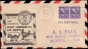 United States, First Flight, Michigan