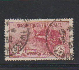 FRANCE #B22 STAMP USED LOT#F71