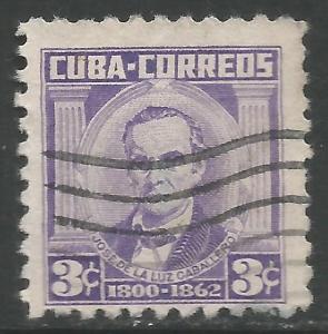 CUBA 521 VFU K559-1