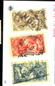 GB #173-5 USED VF 175 CREASE Cat $1010