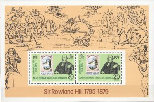 New Hebrides, Sc 266a, MNH, 1979, Rowland Hill