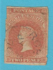 SOUTH AUSTRALIA 2 USED NO FAULTS VERY FINE !