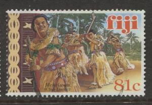 Fiji - Scott 840 - General Issue -1999 - FU - Single 81c Stamp