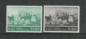 Ireland 1975 Europa UM/MNH SG 371/2