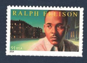 4866 Ralph Ellison US Postage Single Mint/nh FREE SHIPPING