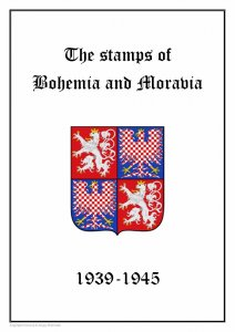 Germany Third Reich Bohemia and Moravia 1939-1945 PDF(DIGITAL) STAMP ALBUM PAGES