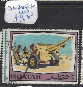 QATAR  (PP1110B)  SG  285-6   VFU