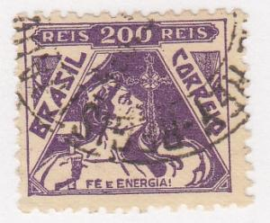 Brazil, Scott # 385, Used