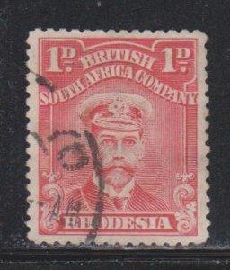 Rhodesia, 1d King George V (SC# 120) Used