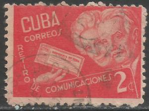CUBA 397 VFU W362-8