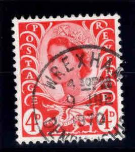 Wales Monmouthshire  Regional issues Scott 10 Used