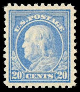 momen: US Stamps #476 Mint OG PSE Graded XF-SUP 95
