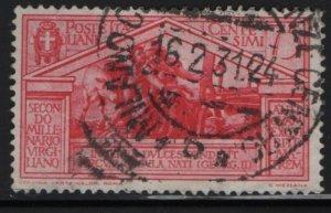 ITALY, 253, USED, 1930, HELENUS & AENEAS