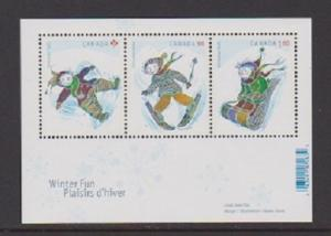 CANADA S/S  MNH STAMPS  #2291  LOT#PB58