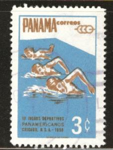Panama  Scott 431 used stamp