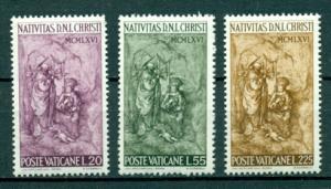 Vatican City #445-7 comp mnh cv $.60
