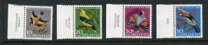 Switzerland #B386-91 MNH