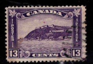 CANADA Scott 201 Used stamp