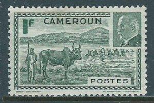 Cameroun, Sc #281A, 1fr MH