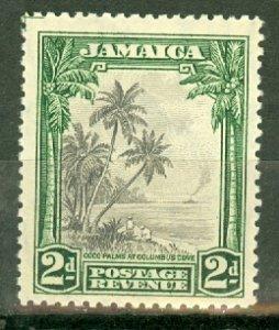 BH: Jamaica 106 MNH CV $40