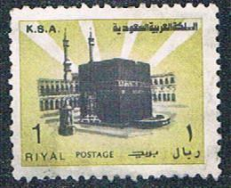 Saudi Arabia 882 Used Holy Kaaba (BP5114)