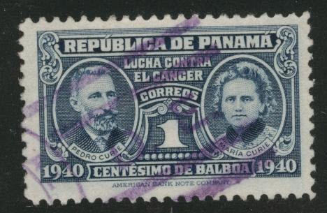 Panama  Scott RA9 Postal Tax stamp Used