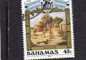 Bahamas Columbus New World used