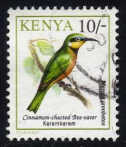 Kenya #604 Cinnamon-chested Bee-eater; Used at Wholesale