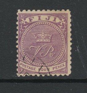 Fiji, Scott 42a (SG 58), used