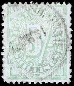 Australia Scott J36, perf. 11.5x11 (1908-09) Used F-VF, CV $52.50 M