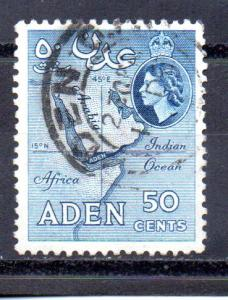 Aden 53 used (A)