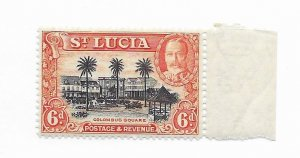St. Lucia #102 MNH - Stamp - CAT VALUE $1.10