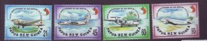 J21893 Jlstamps 1993 png set mnh #814-7 airplanes