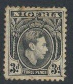 Nigeria  SG 53b  SC# 67 Used  1944 Definitive please see scan