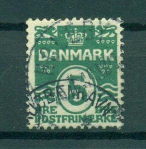 Denmark sc# 61 (3) used cat value $.55