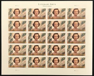 5003   Flannery O'Connor, Novelist   MNH (93¢) sheet of 20    FV $18.60  In 2015