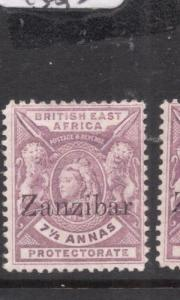 Zanzibar SG 46 MOG (6dlq)