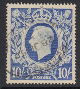 Great Britain Sc 251A (SG 478b), used