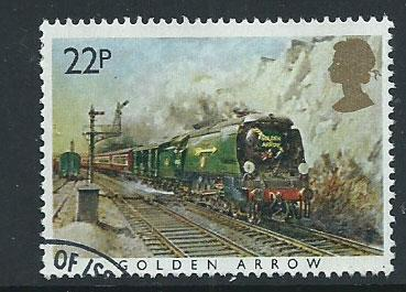 GB QE II   SG 1273 VFU from mailed FDC