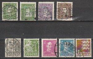 Denmark Used Lot #191002-3