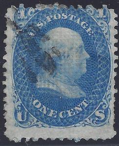 U.S. 86 Used F+ (63017)