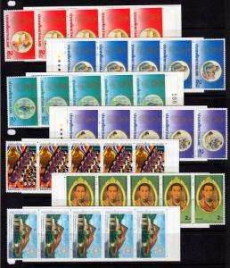 #1047//1165 - Thailand Booklets (Mint NEVER HINGED) cv$218.00