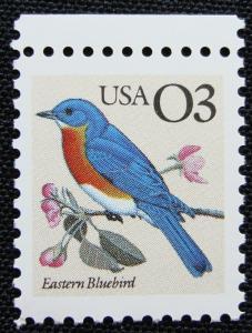 US #2478 MNH Single w/selvage Eastern Bluebird SCV $.25 L3