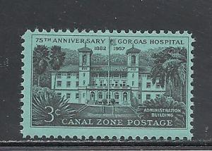 CANAL ZONE 148 MNH Z6269-13