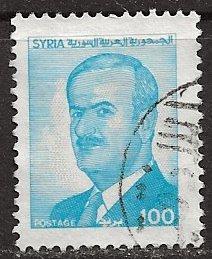 Syria ~ Scott # 1071 ~  Used