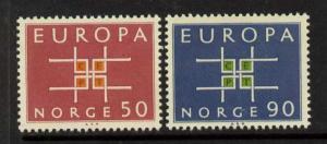 Norway 441-2 MNH EUROPA