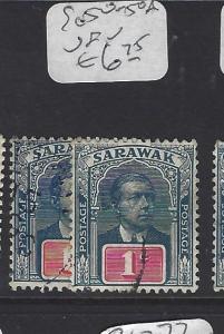 SARAWAK   (PP1409B)   1C   SG  50-50A   VFU