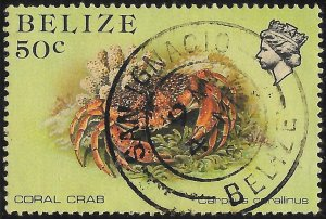 Belize # 708 Used  [13797]