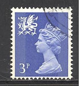 Wales & Monmouthshire # WMMH2 used SCV $ 0.20